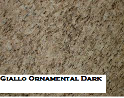 Giallo Ornamental D